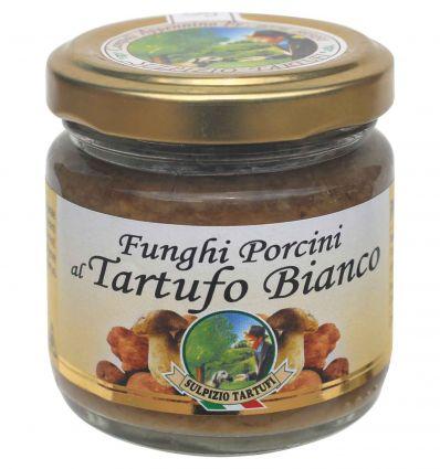 Funghi Porcini e Tartufo Bianco
