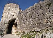Alatri - Visita la Porta di San Benedetto