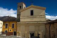 Campoli Appennino - Visita la chiesa di Sant'Andrea Apostolo