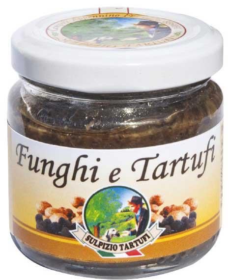 Funghi e tartufo
