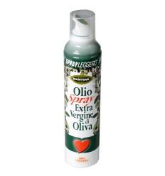 Olio spray extra vergine di oliva