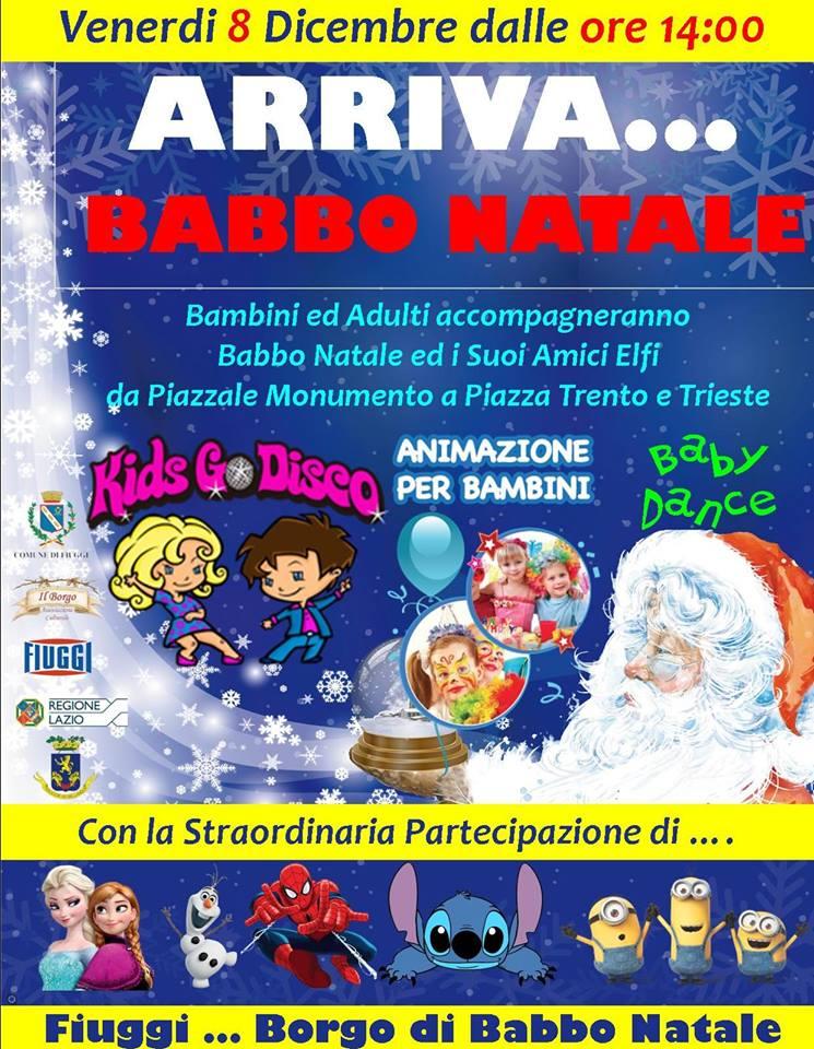 Descrizione Di Babbo Natale Per Bambini.Il Borgo Di Babbo Natale A Fiuggi Evento Di Natale Trip Different